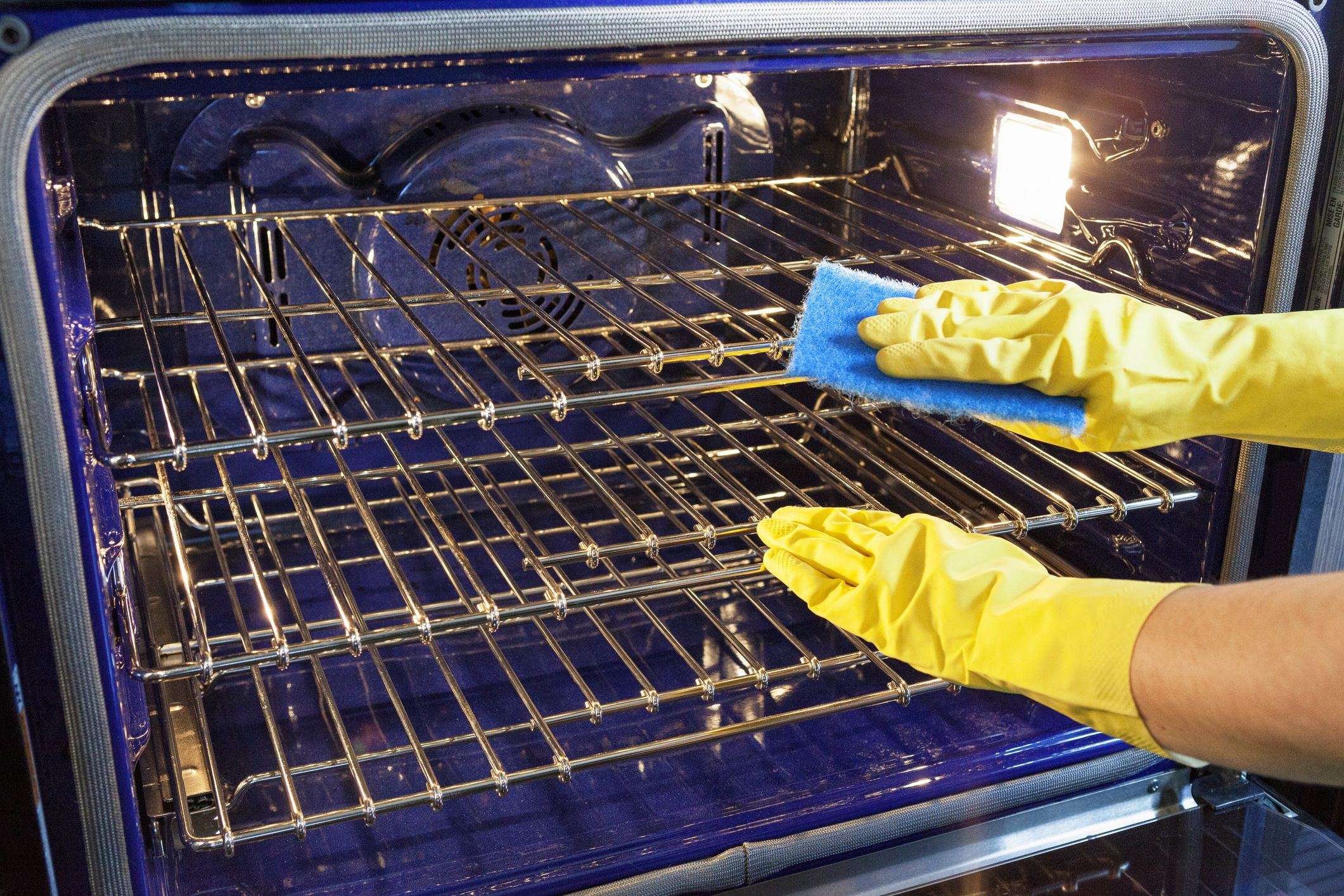 Clean Your Dirty Oven